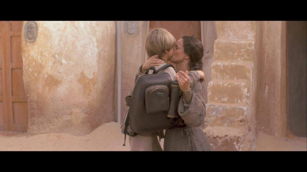 Anakin et Shmi - Star Wars