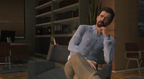 Grand Theft Auto V - Le psychologue